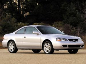 2002 Acura CL 3.2 Type-S