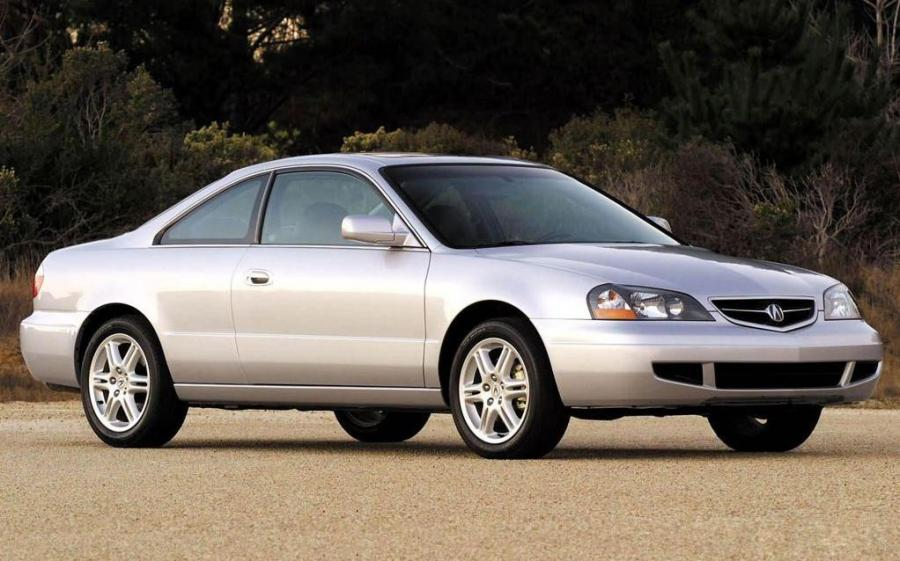 Acura CL 3.2 Type-S (YA4) '2002 - 03