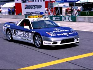 2002 Acura NSX Twin Ring Motegi Pace Car