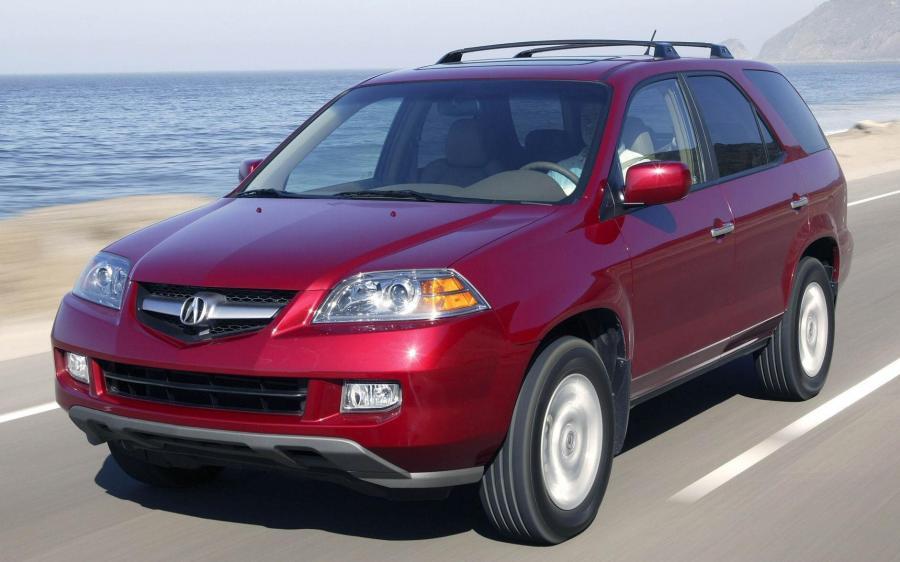 Acura MDX (YD1) '2003 - 06