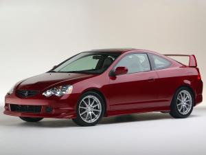 Acura RSX Type-S Factory Performance Package