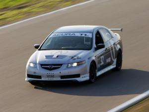 2004 Acura TL Race Car