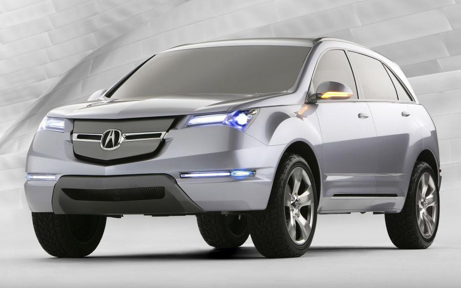 Acura MD-X Concept (YD2) '2006