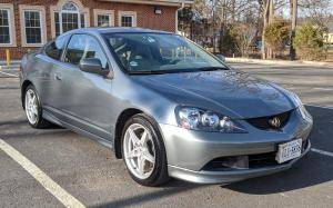 2006 Acura RSX Type-S (Jade Green Metallic)