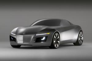 Acura Advanced Sports Car Concept 2007 года