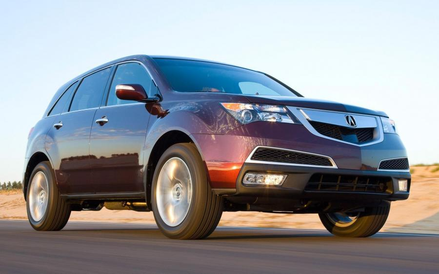 Acura MDX (YD2) '2009 - 13