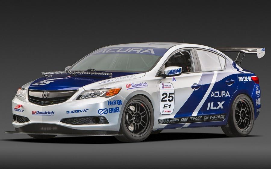 Acura ILX Endurance Racer Concept (DE) '2012