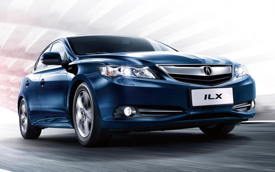 Acura ILX Hybrid (DE) (CN) '2012 - 14