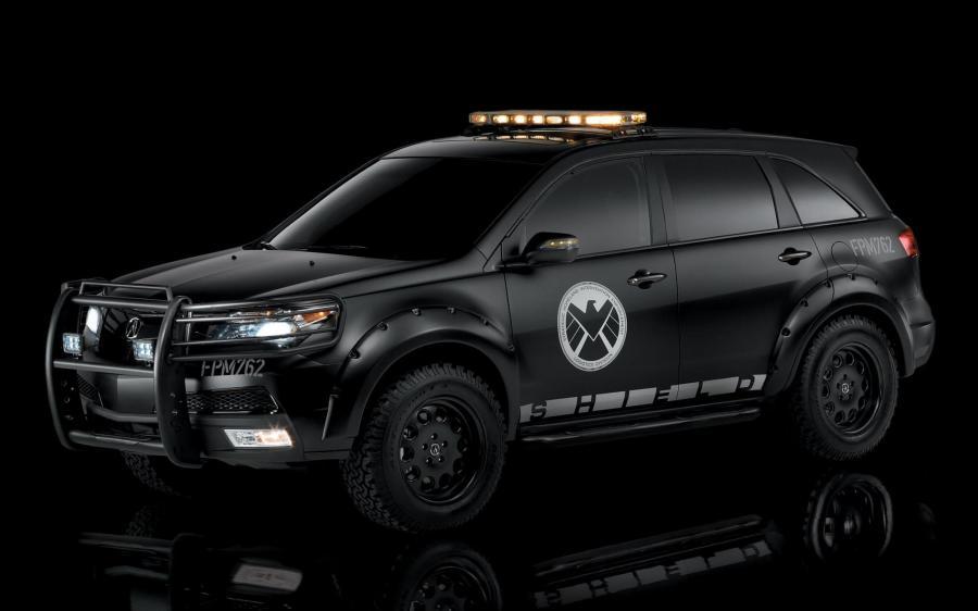 Acura MDX S.H.I.E.L.D. (YD2) '2012