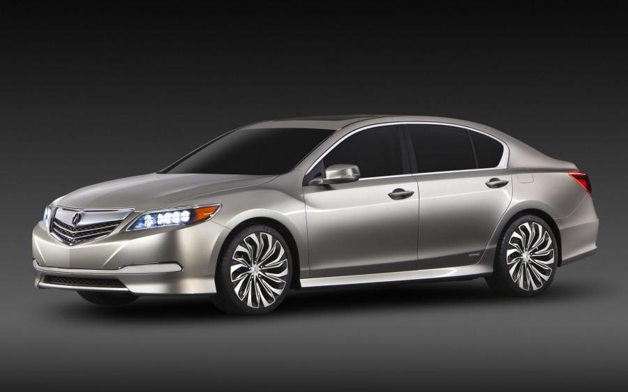 Acura RLX Concept '2012