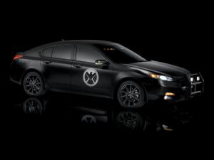 2012 Acura TL S.H.I.E.L.D. Movie Car