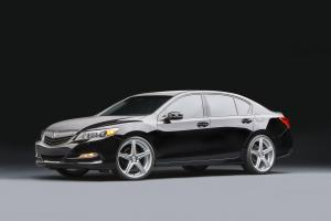 Acura RLX Urban Luxury