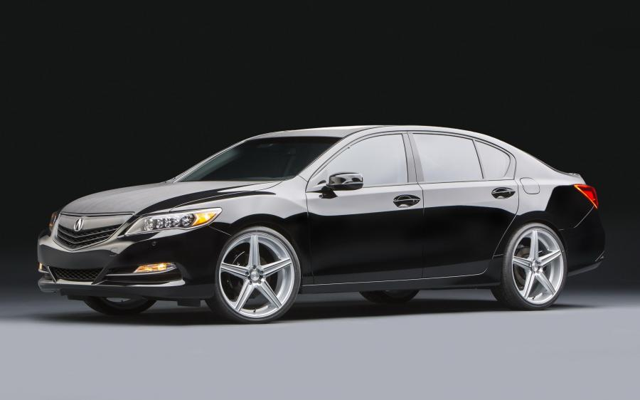 Acura RLX Urban Luxury '2013