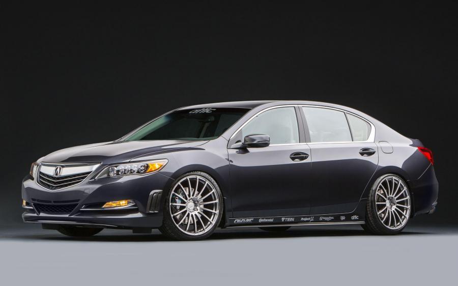 Acura RLX VIP '2013