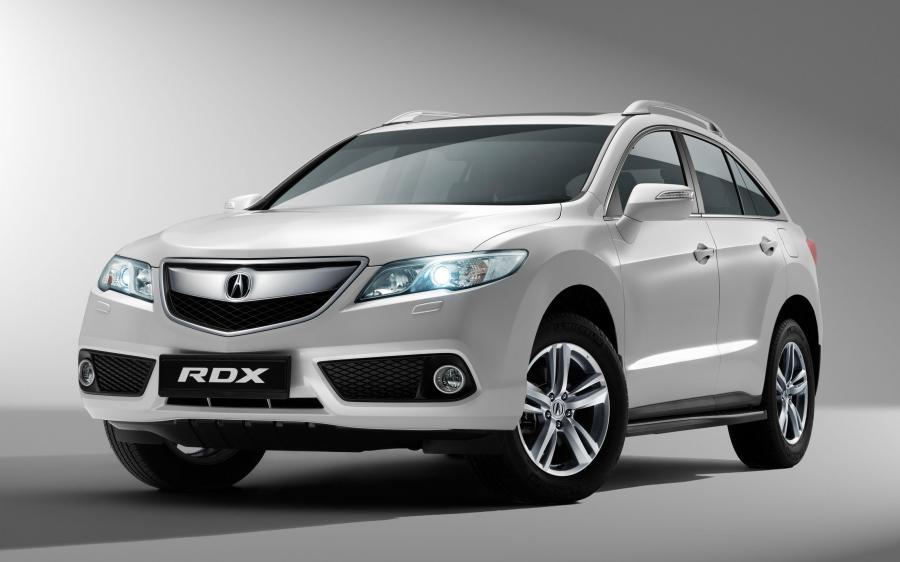 Acura RDX (TB4) (RU) '2014 - 15