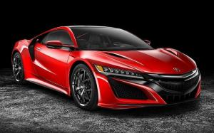 Acura NSX by Hennessey 2016 года