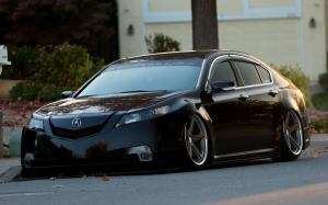 2016 Acura TL X Work on Vossen Wheels (VWS-3)