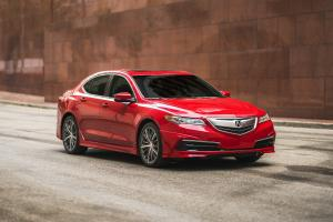 Acura TLX GT Package 2016 года