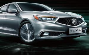 Acura TLX-L 2017 года
