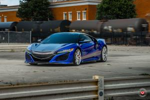 2018 Acura NSX by DF Jackson Motorcars on Vossen Wheels (VPS-314)