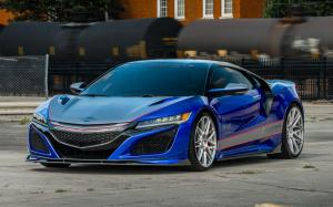 Acura NSX by DF Jackson Motorcars on Vossen Wheels (VPS-314)