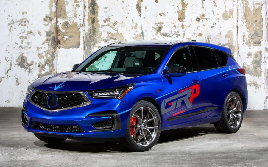 Acura RDX A-Spec by Graham Rahal Performance '2018