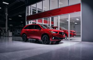 2019 Acura MDX PMC Edition