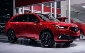 Acura MDX PMC Edition 2019 года