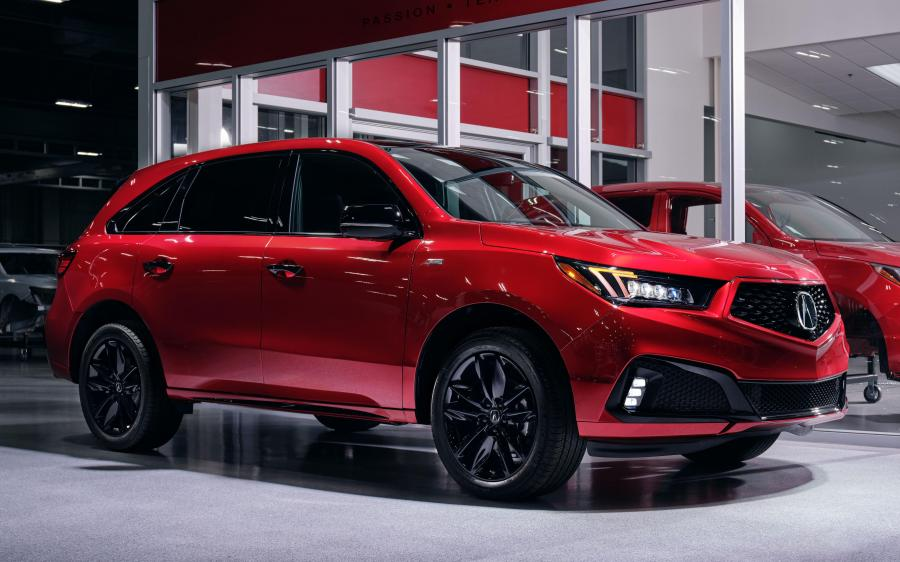 Acura MDX PMC Edition (YD3) '2019
