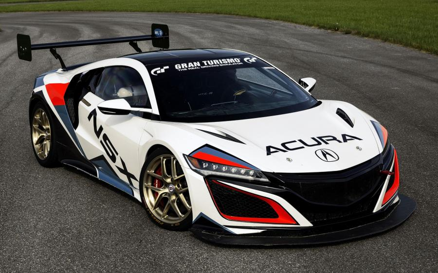 Acura NSX Time Attack Pikes Peak '2019
