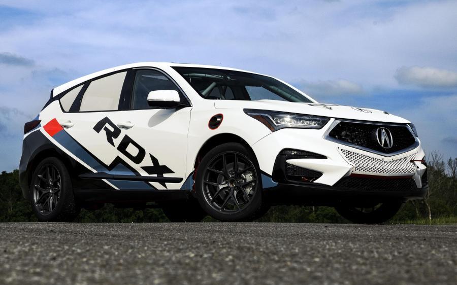 Acura RDX A-Spec Pikes Peak '2019