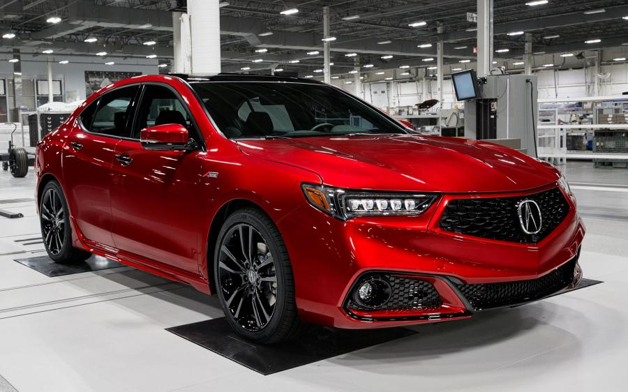 Acura TLX PMC Edition '2019