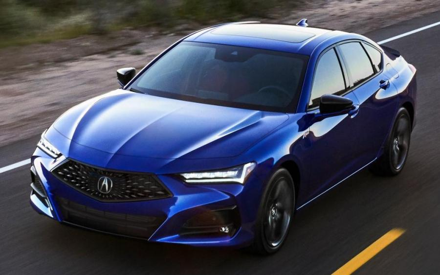 Acura TLX A-Spec '2020