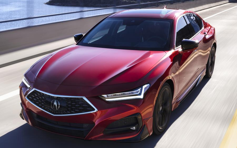 Acura TLX Advance '2020