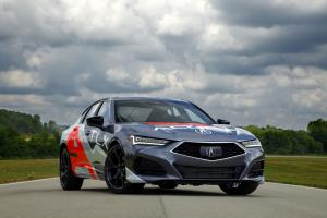 2020 Acura TLX Type S Time Attack Pikes Peak
