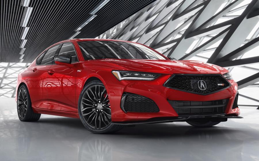 Acura TLX Type S '2020
