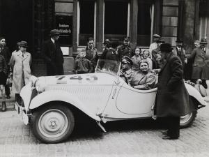 Adler Trumpf Junior Sport Roadster '1939 - 41