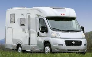 2008 Adria Compact