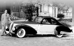 Aero 30 Coupe by Sodomka 1936 года