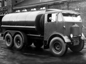 1937 Albion BY1 Tanker