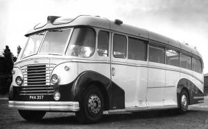 1951 Albion Viking Bellhouse&Hartwell