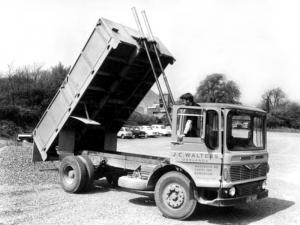 1965 Albion Super Clydesdale CD65 Tipper