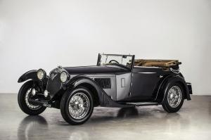 Alfa Romeo 6C 1750 GS by James Young 1930 года