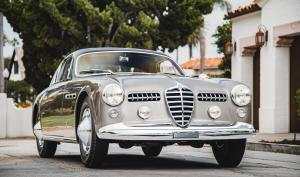 1951 Alfa Romeo 6C 2500 SS Coupe Supergioiello