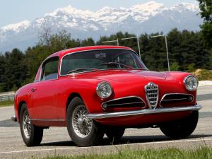 1956 Alfa Romeo 1900 Super Sprint