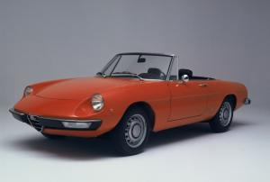 1969 Alfa Romeo Spider 1300 Junior