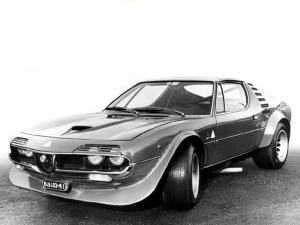 1973 Alfa Romeo Montreal Group 4