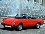Alfa Romeo Spider Junior 1974 года