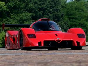 1987 Alfa Romeo SE 048 SP Group C