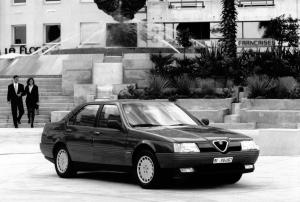 1991 Alfa Romeo 164 V6 Turbo